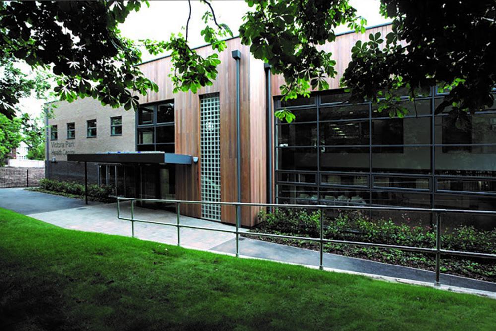 Low Carbon M&E Project Victoria Park Medical Centre, Leicester