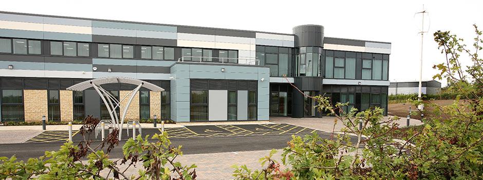 Low Carbon M&E Project Shirebrook Enterprise Centre, Mansfield