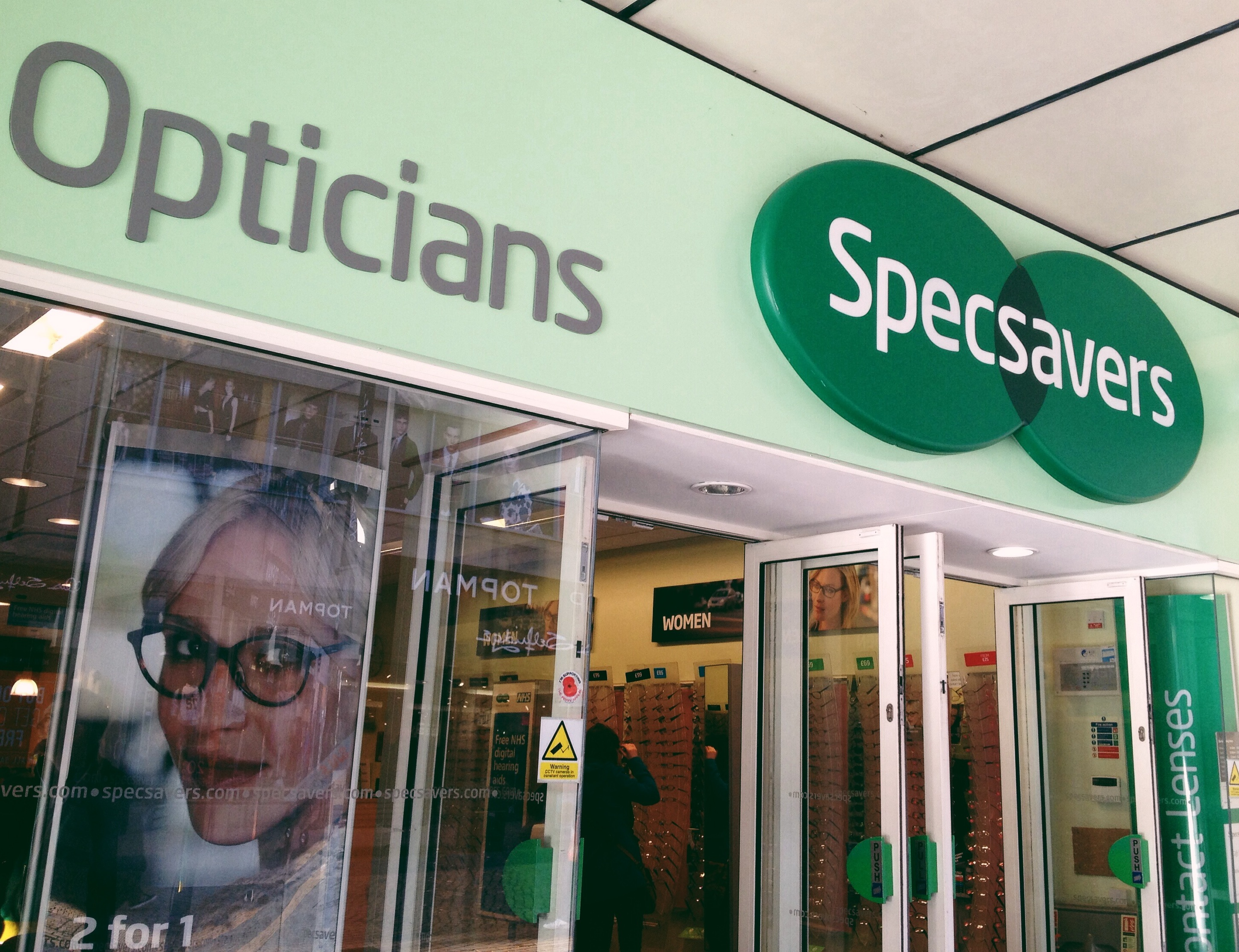 Competitive Water Procurement Specsavers Optical Stores