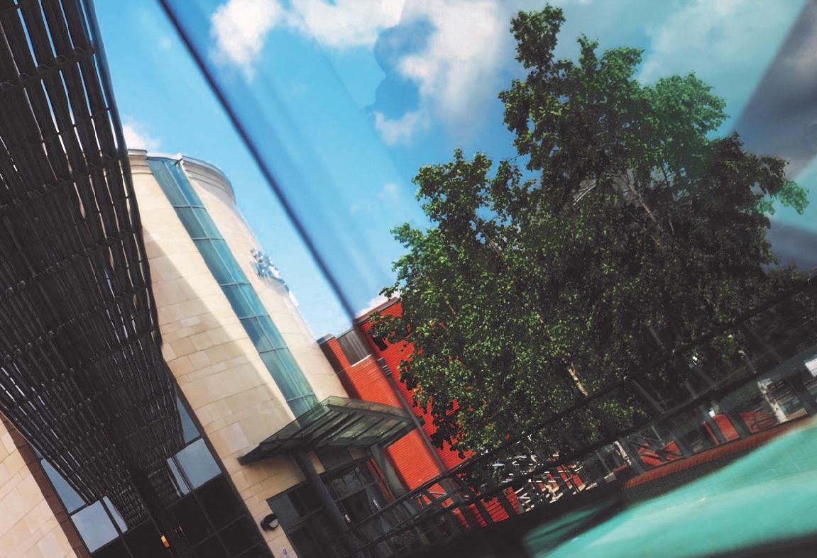 Carbon Management Plan University of Wolverhampton