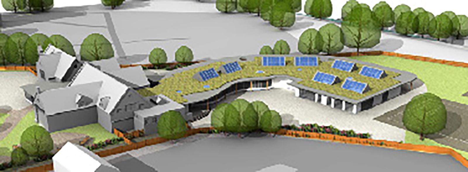 Low Carbon M&E Project Cookley Sebright School, Redevelopment